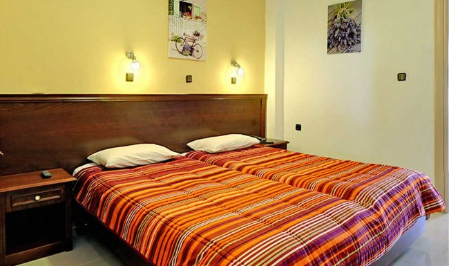 double room gouvia hotel