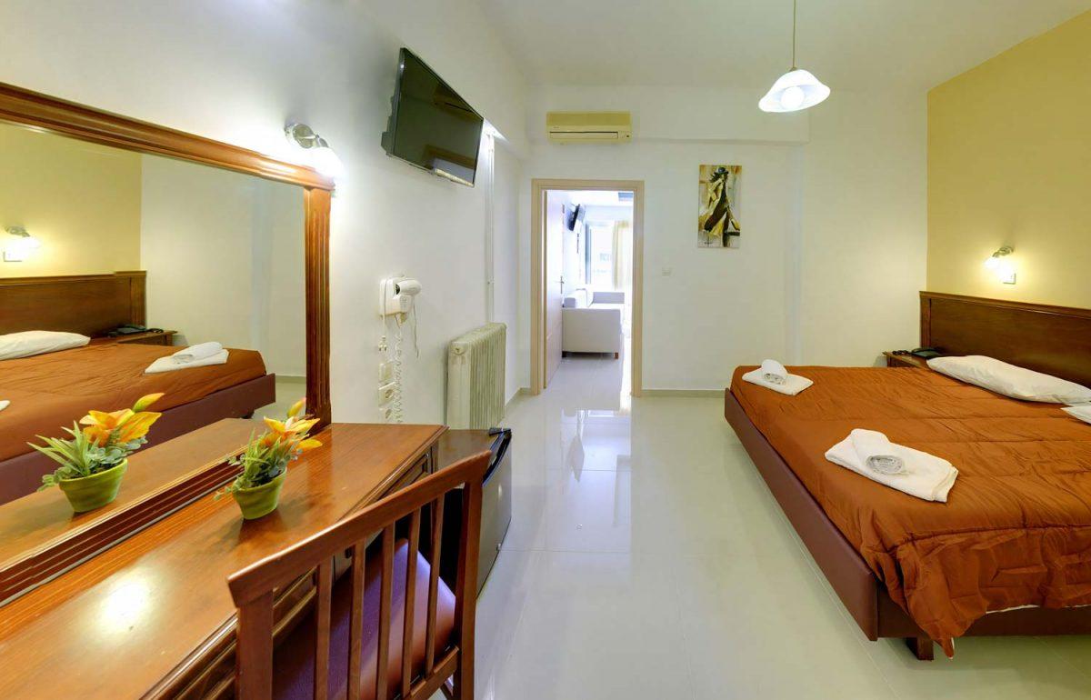 gouvia hotel family suite 01