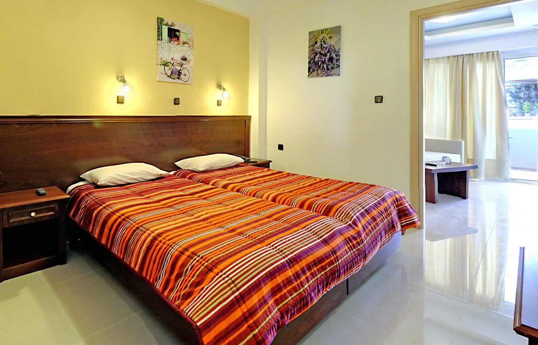 gouvia hotel superior room