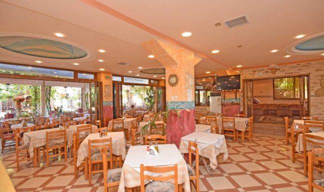 gouvia main restaurant - breakfast area 04 indoor